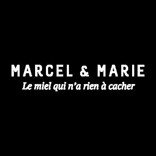 Marcel & marie - logo
