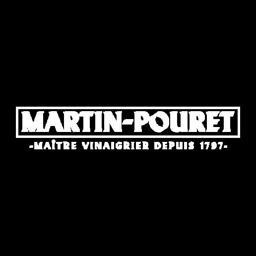 Martin Pouret - logo